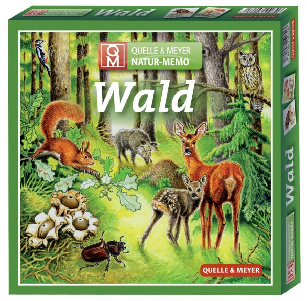 "Natur-Memo ""Wald"""