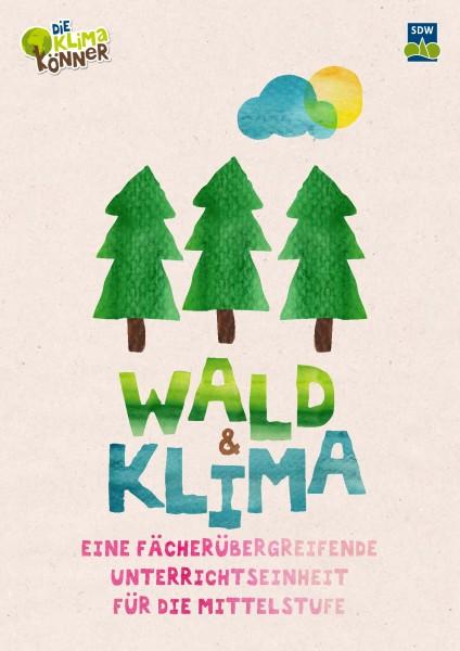 Wald und Klima - Mittelstufe