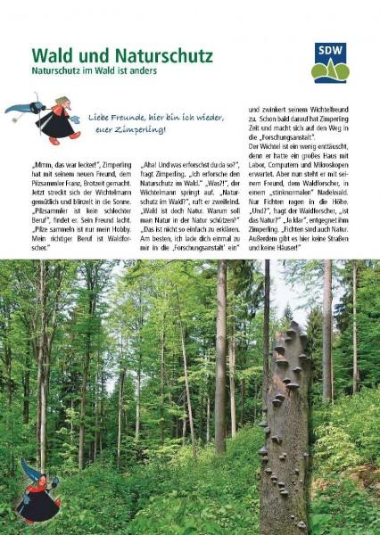 Wald und Naturschutz