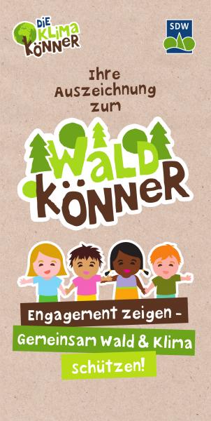 Waldkönner - Flyer