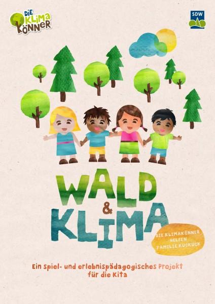 Wald und Klima - Projekt für die Kita