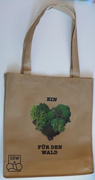 Tasche - Ein Herz für den Wald